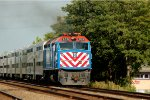 Metra   F40PHM-2 189